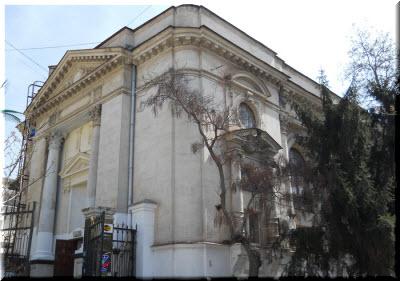 кенасса в Севастополе