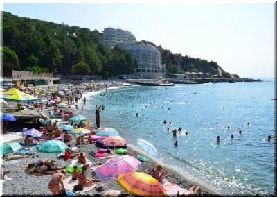пляжи Берегового
