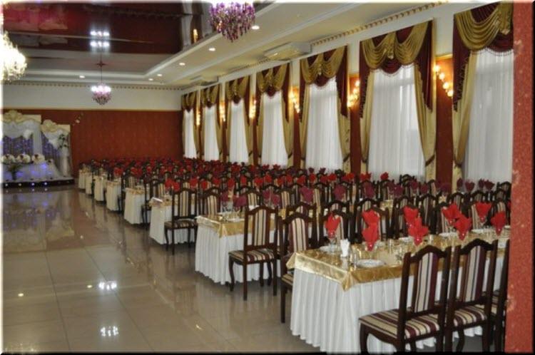 ресторан Аю-Даг