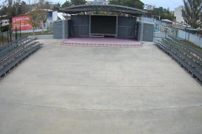фото с камеры у Концерт-Холла Смарт-Камп