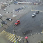 Веб-камера у Железнодорожного вокзала Евпатории