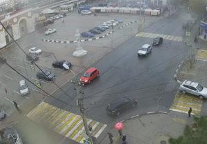 фото с камеры у ЖД-вокзала Евпатории