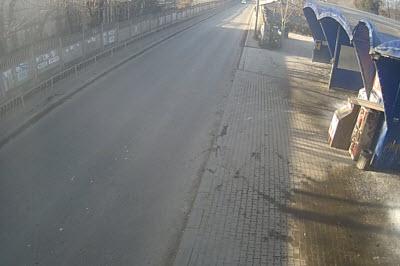 фото с камеры в Гренажном переулке