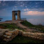 Херсонесский колокол — туманный маяк Севастополя