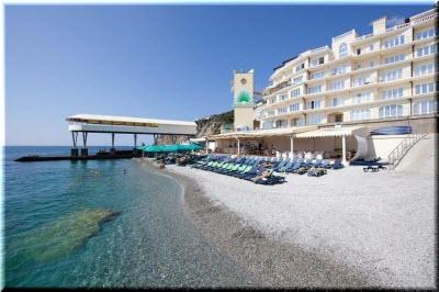 отель Пальмира Палас