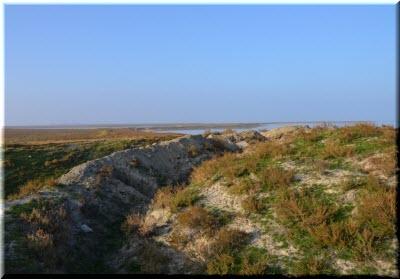 Перекопский перешеек в Крыму