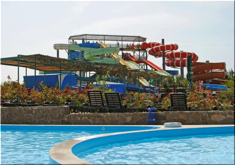 аквапарк Зурбаган