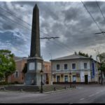 Долгоруковский обелиск — первый памятник Симферополя