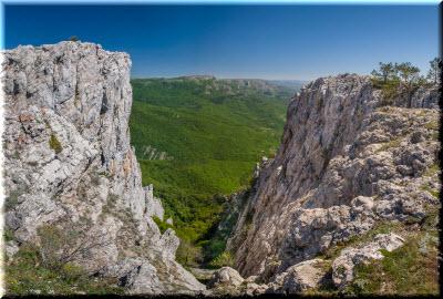 природа в села Перевальное
