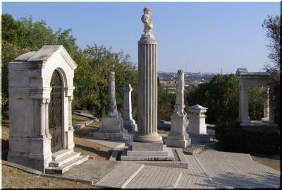 Братское кладбище в Севастополе