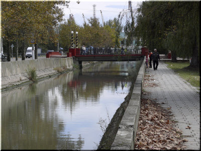 фото мостика через Мелек-Чесме