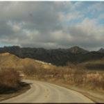 Грушевский перевал — опасный участок шоссе на Судак