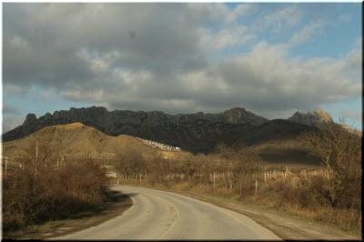 Грушевский перевал