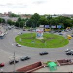 Советская площадь — парковый центр Симферополя