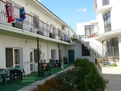 Гостиница Риека в Орджоникидзе