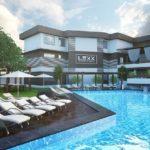 Lexx в Коктебеле — фешенебельный отель Крыма