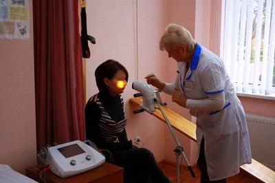 Лечение в санатории Москва-Крым