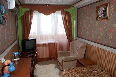 Номер в гостинице Фантазия