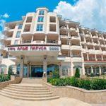«Алые паруса» — элитный отель Феодосии