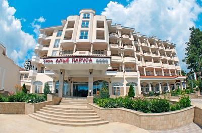 Отель «Алые паруса» в Феодосии