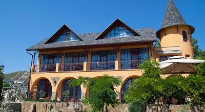 Отель Камелот в Коктебеле