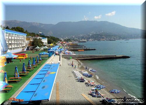 Крымские отели