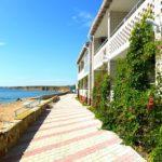Пансионат «Коралл»: бодренький отдых в Керчи