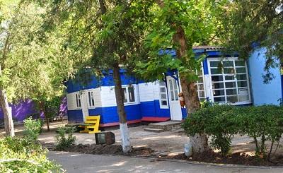 Пансионат Залив в Героевке, Керчь