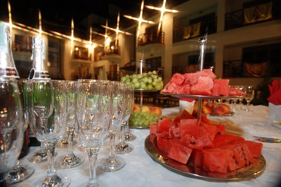 Питание в отеле Барселона