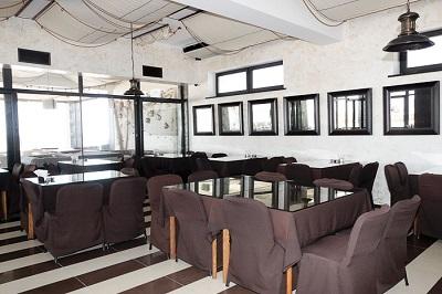 Ресторан Галера в Поповке