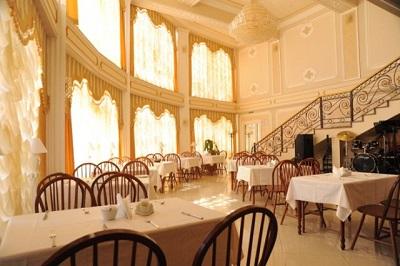 Ресторан отеля Империя