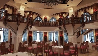 Ресторан отеля Солдая