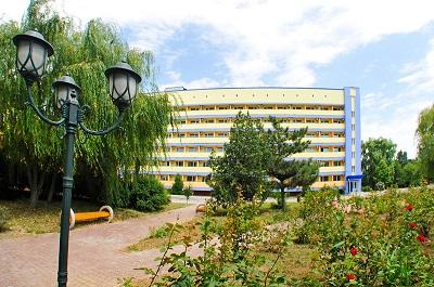 Санаторий Москва-Крым в Керчи
