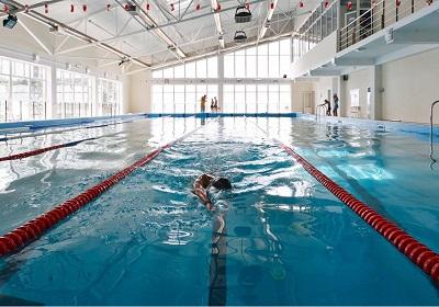 Спортивный бассейн санатория Москва-Крым