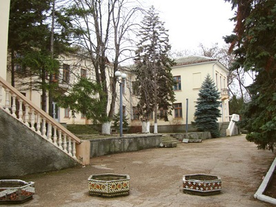 Центр медицинской реабилитации и санаторного лечения «Феодосийский»