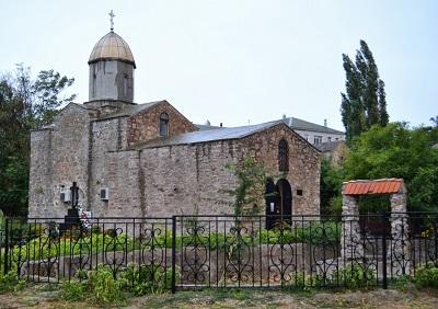 Церковь Иоанна Предтечи в Феодосии