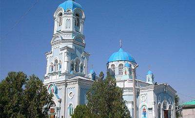 Церковь Святого Илии в Саках