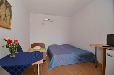 В номере отеля Анастасия