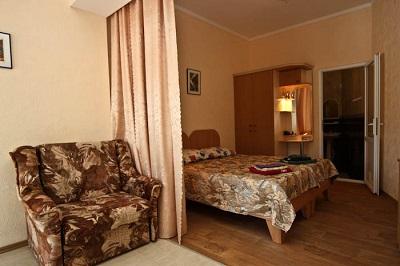 В номере отеля Гринвич