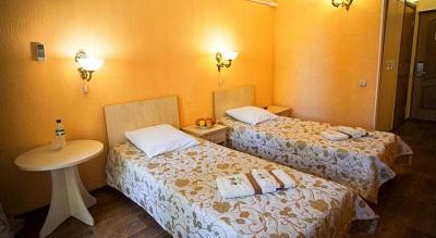 В номере санатория Москва-Крым