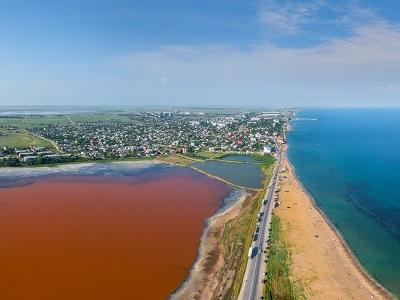 озеро Аджиголь