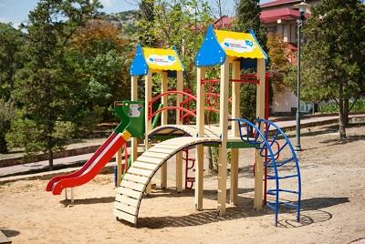 пансионат Крымская весна для детей