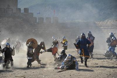 Фестиваль Генуэзский шлем в крепости