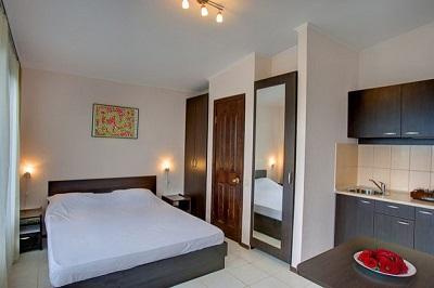 Гостиничный комплекс «Зеленый мыс Резорт» - в номере