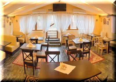 Ресторан отеля Тихая гавань