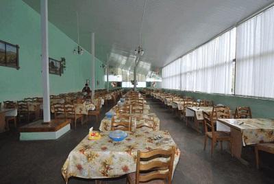 Санаторий Орленок - питание