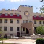 Санаторий «Орленок»: рай для детворы в Евпатории