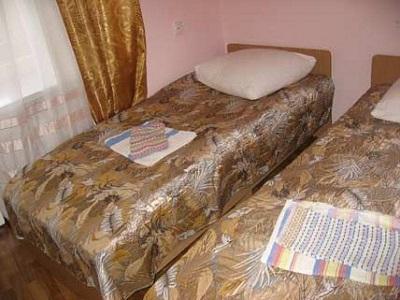В номере санатория Симеиз