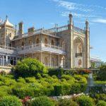 Воронцовский дворец — самый красивый дворцовый ансамбль Крыма!