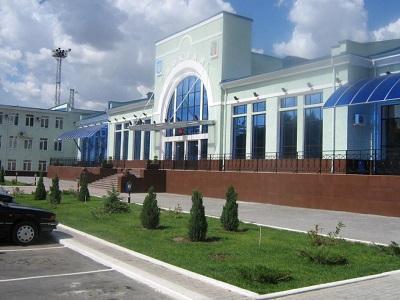 Железнодорожный вокзал Джанкоя